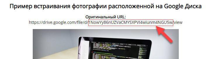 Google Drive - как вставить ссылку на изображение в гугл драйв