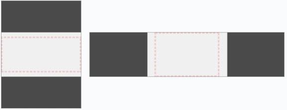 Верное решение для центрирования блока с видео бекграундом - вид блоков CSS