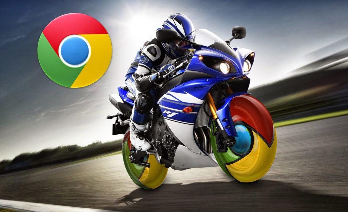Chrome – Как ускорить до скорости света!