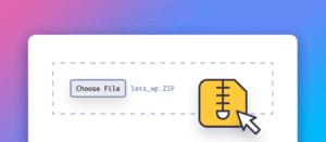 Как использовать Drag and Drop для загрузки файлов в любом месте на сайте