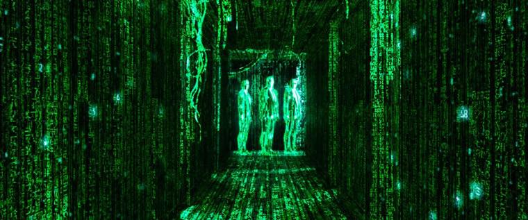 Изменить сайт, как Neo, может повлиять на Матрицу