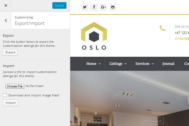 Осло - Экспорт / Импорт