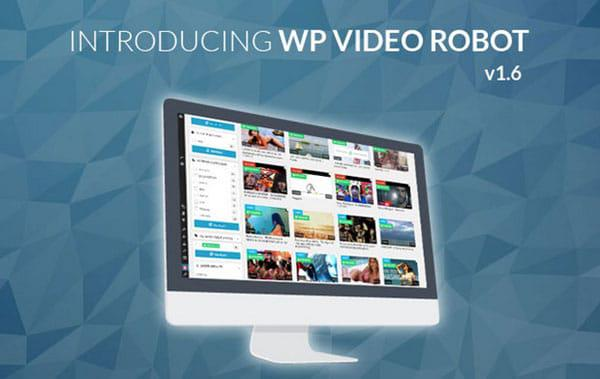 WP Video Robot Logo