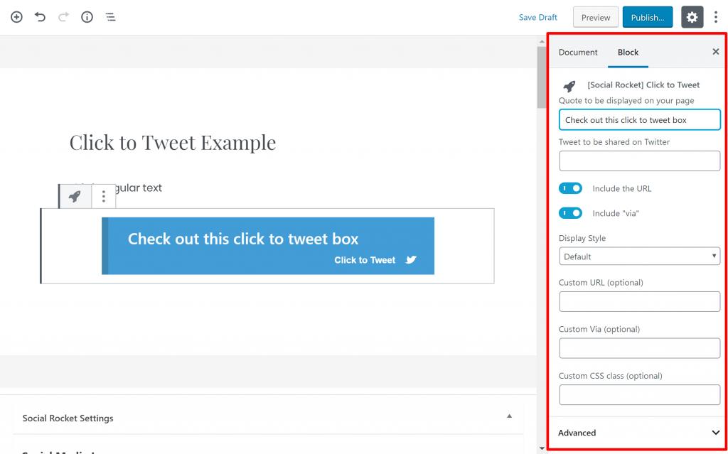 Social Rocket - новый плагин WordPress для социальных сетей
