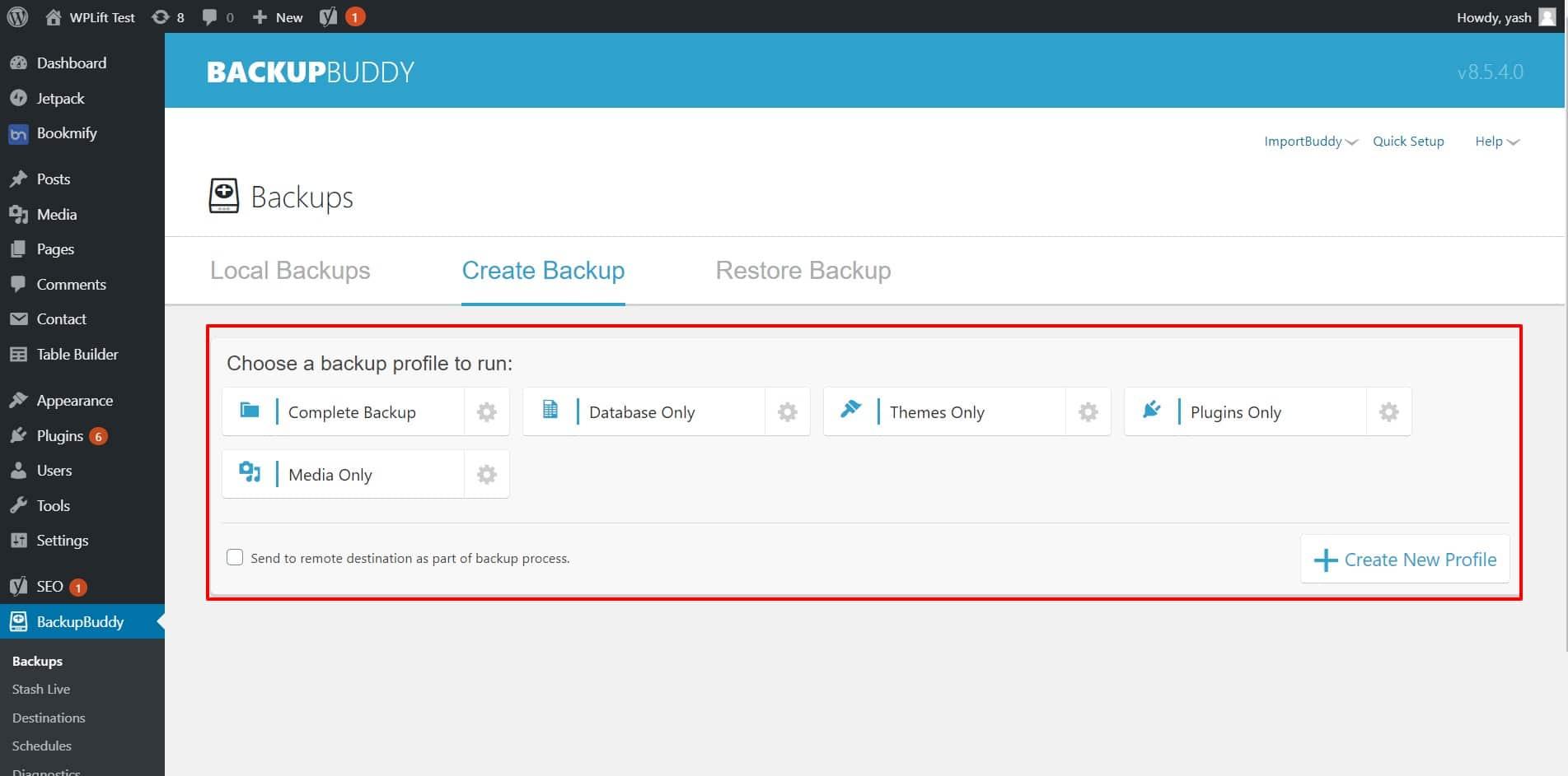 Как сделать резервную копию вашего сайта WordPress с плагином BackupBuddy