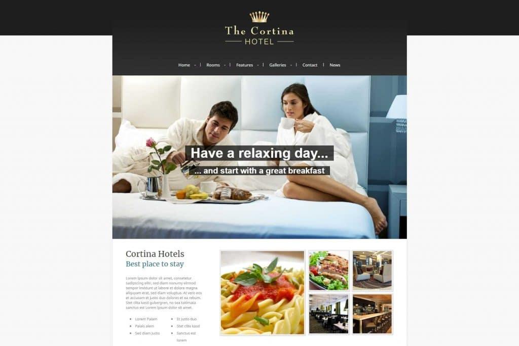 40+ лучших тем для WordPress Hotel - подобранный обзор тем для отелей и сайтов отельного бизнеса