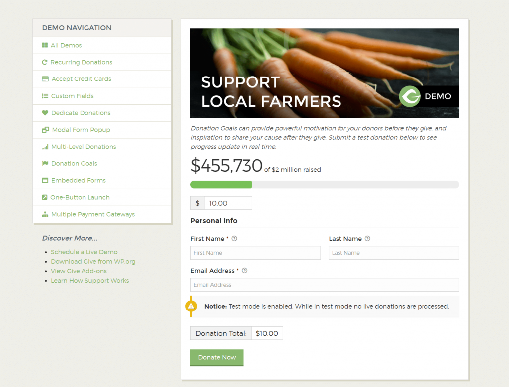 Как принимать пожертвования? 4 лучших плагина для пожертвований на сайте WordPress.