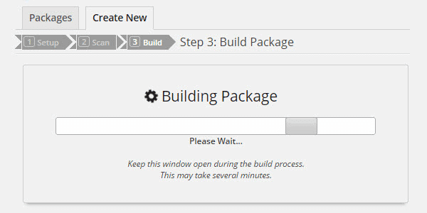 Дубликатор Build Package