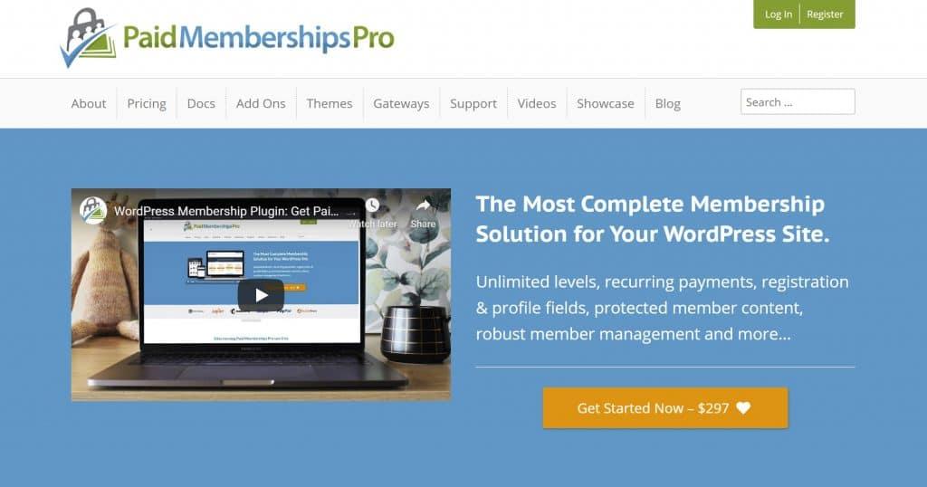 Платное членство Pro