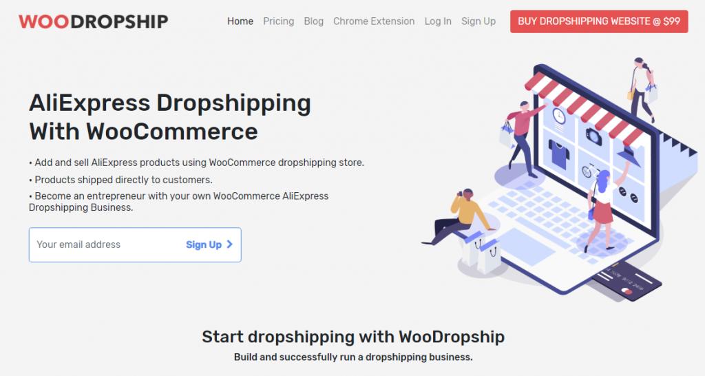 Woodropship WooCommerce плагины прямой поставки