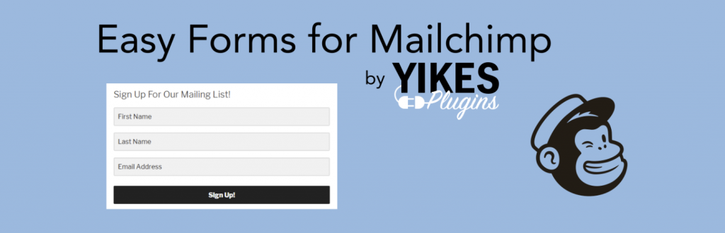 Легкие Формы для Mailchimp