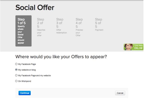 Создавайте социальные конкурсы и лотереи с бесплатным плагином WordPress wishpond-social-campaigns