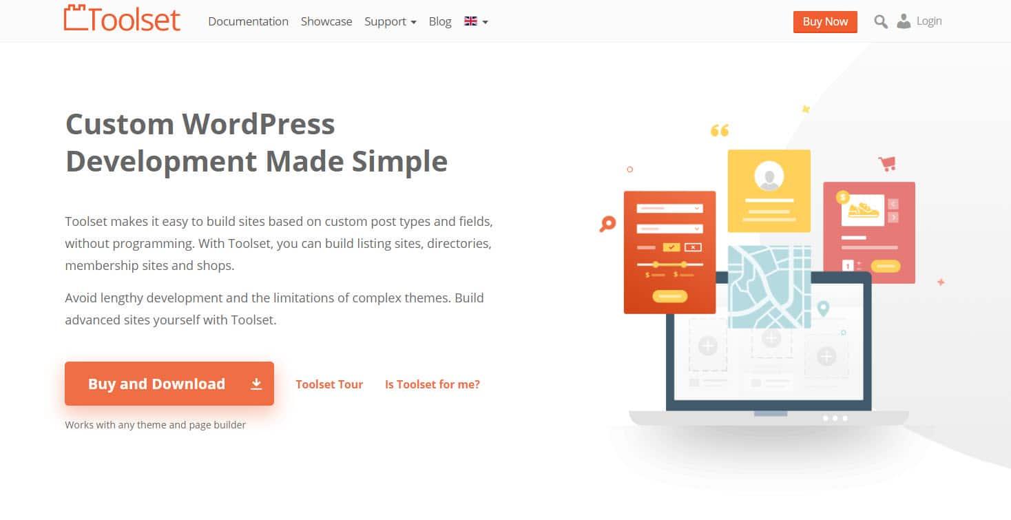 пользовательские веб-сайты WordPress