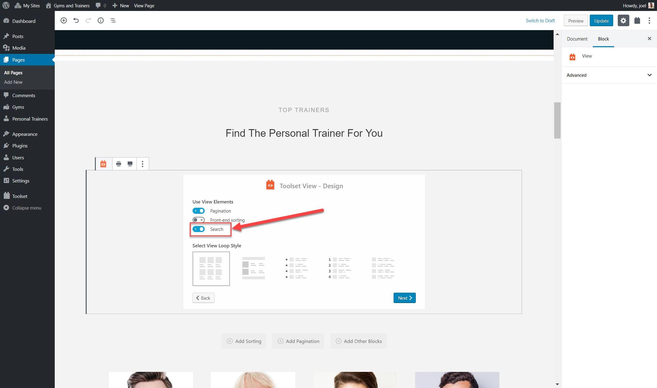 Создайте идеальный сайт на WordPress с помощью Toolset Blocks