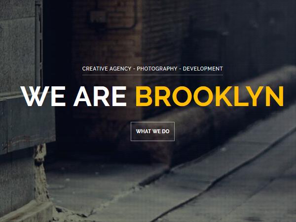 Многоцелевые Темы WordPress - Бруклин