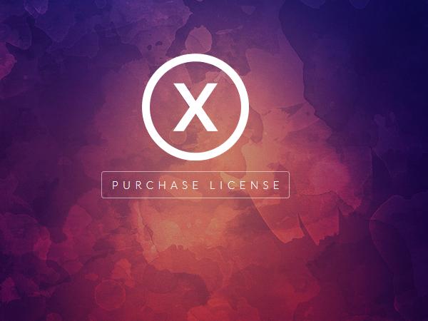 Многоцелевые темы WordPress - X