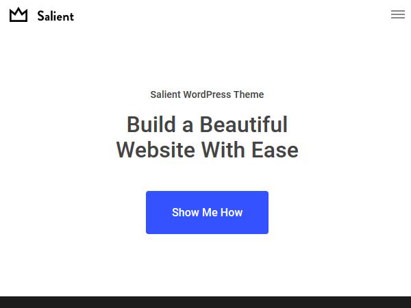 Многоцелевые Темы WordPress - Существенные