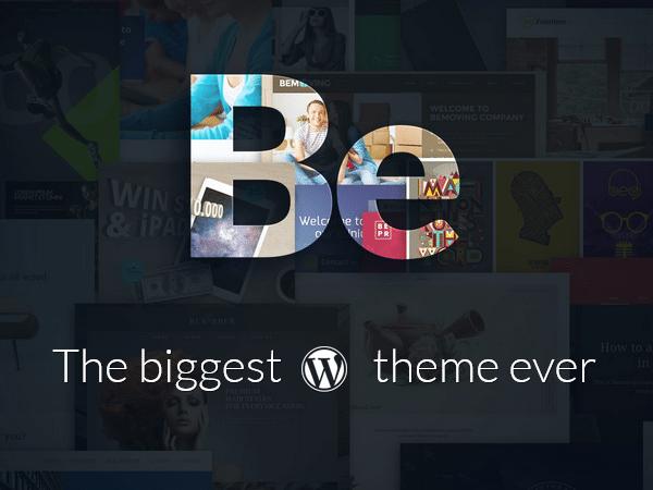 Многоцелевые темы WordPress - BeTheme