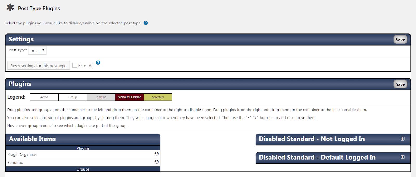Как отключить плагины для определенных страниц в WordPress