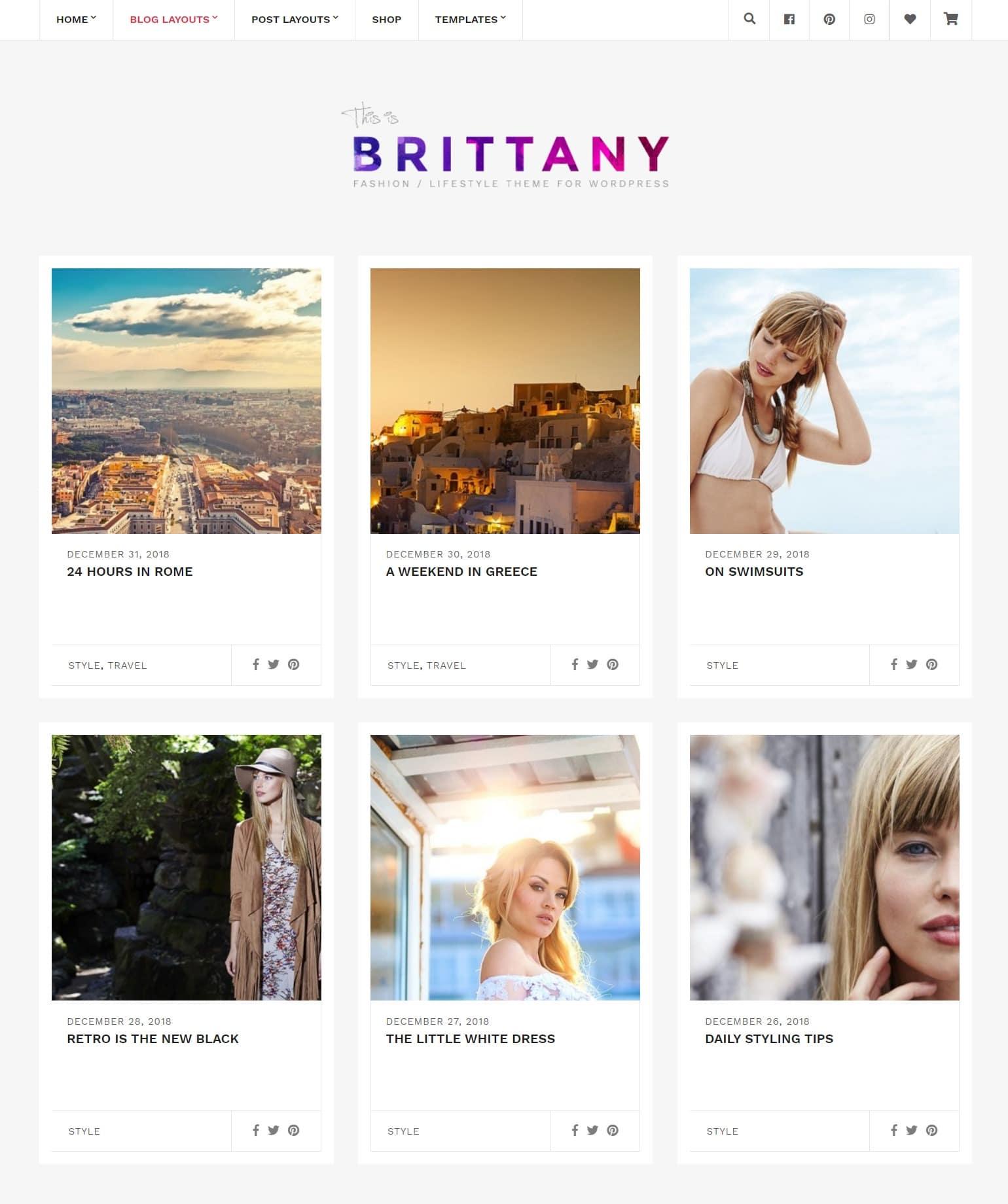 Блог - образ жизни Бретани