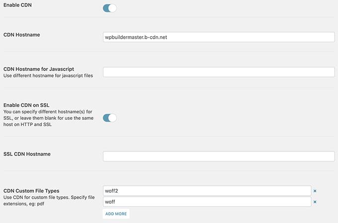 Рекомендуемые настройки производительности Swift для ускорения работы вашего сайта - плагин WordPress Cache (Руководство 2020) (используйте код: WPBM40, чтобы получить скидку 40%) 24