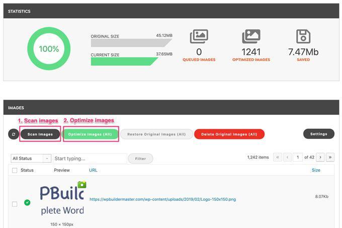 Рекомендуемые настройки производительности Swift для ускорения работы вашего сайта - плагин WordPress Cache (Руководство по 2020) (используйте код: WPBM40 для получения 40% скидки) 26