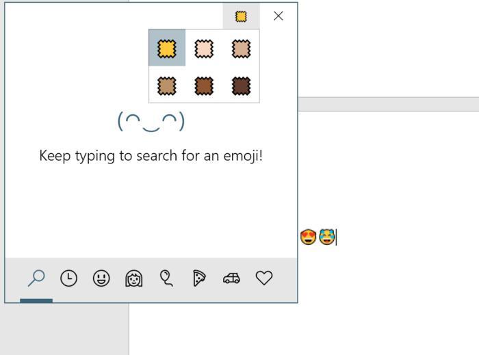 Как набрать смайлики на компьютере с помощью Windows 10 Fall Creators Update   PCWorld