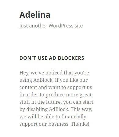5 лучших плагинов WordPress для защиты от рекламы