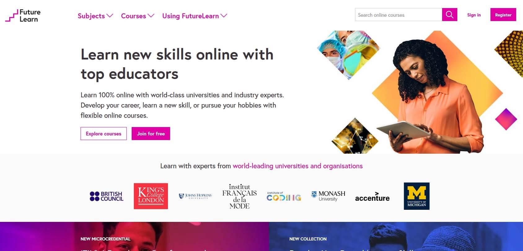 10 лучших онлайн-платформ для обучения (2020): курсы для начинающих