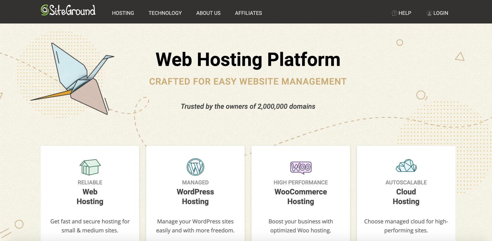 20 лучших планов «ежемесячного веб-хостинга» (от 2,88 долл. США в месяц)