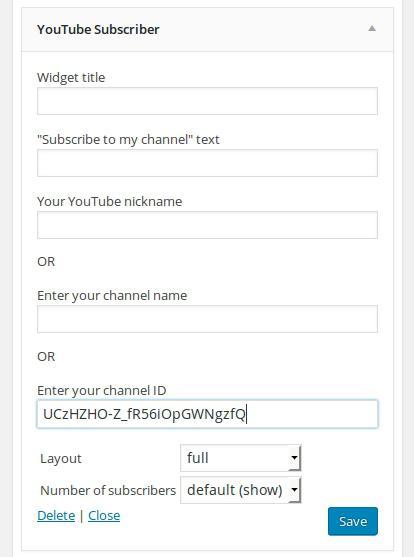 Как настроить видео Youtube в своем блоге WordPress