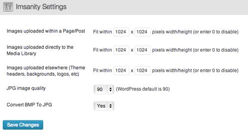 Оптимизация и улучшение изображений в WordPress