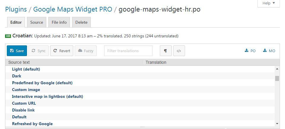 Руководство по переводу сайта WordPress на любой язык
