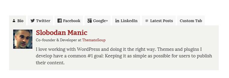 Как настроить авторов WordPress