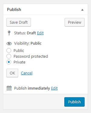 Узнайте, как скрыть конкретный пост с домашней страницы WordPress