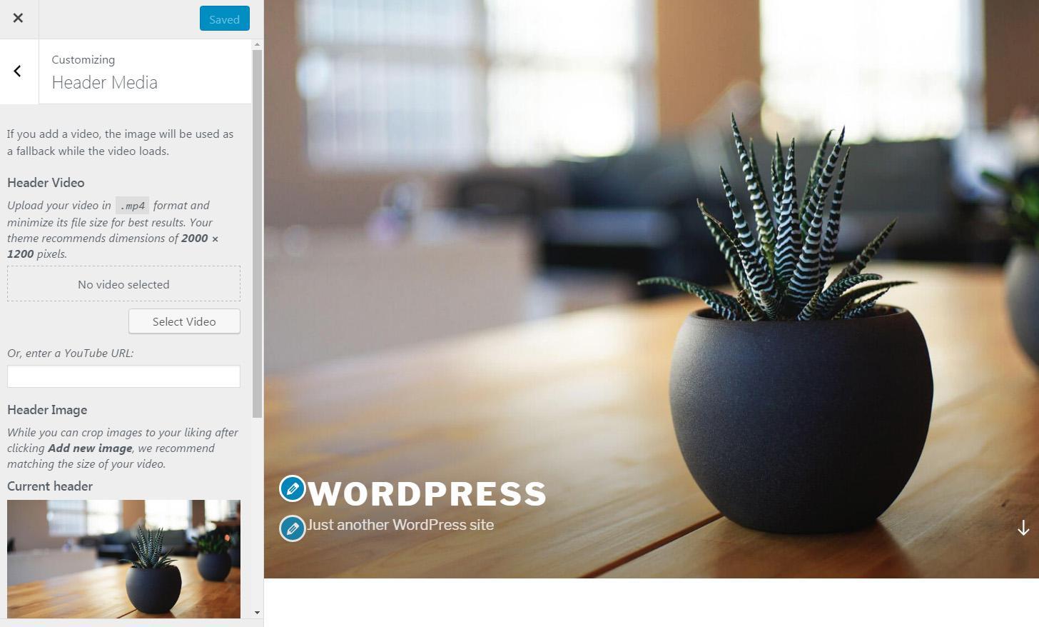 Узнайте, как создать собственный заголовок WordPress