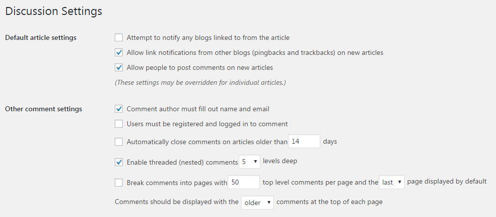Руководство по изменению и настройке настроек WordPress