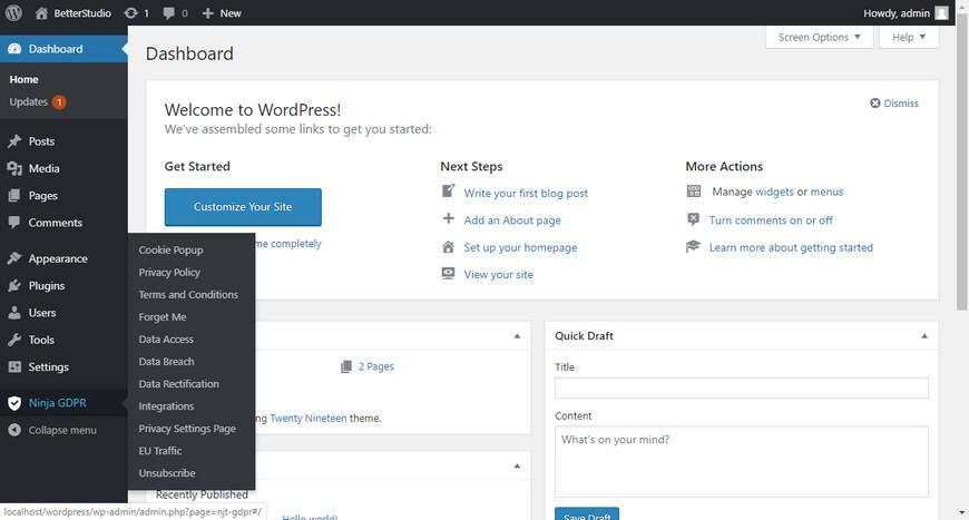 Использует ли мой сайт WordPress файлы cookie?