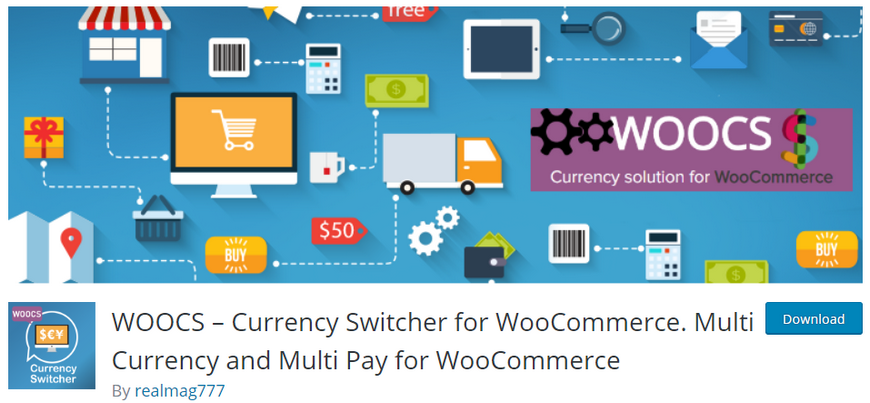 8 лучших плагинов для переключения валют WooCommerce