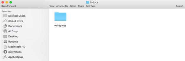 Как установить WordPress на Localhost? (WAMP, MAMP, XAMPP)