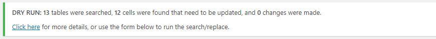 Поиск и замена в phpMyAdmin (+ как заменить URL)