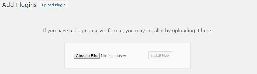 Как загрузить zip-файл плагина в WordPress? (5 шагов)