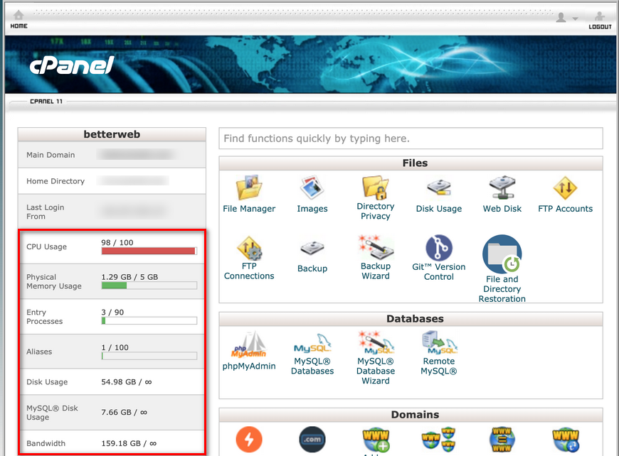 Сколько места на диске и пропускной способности нужно WordPress?