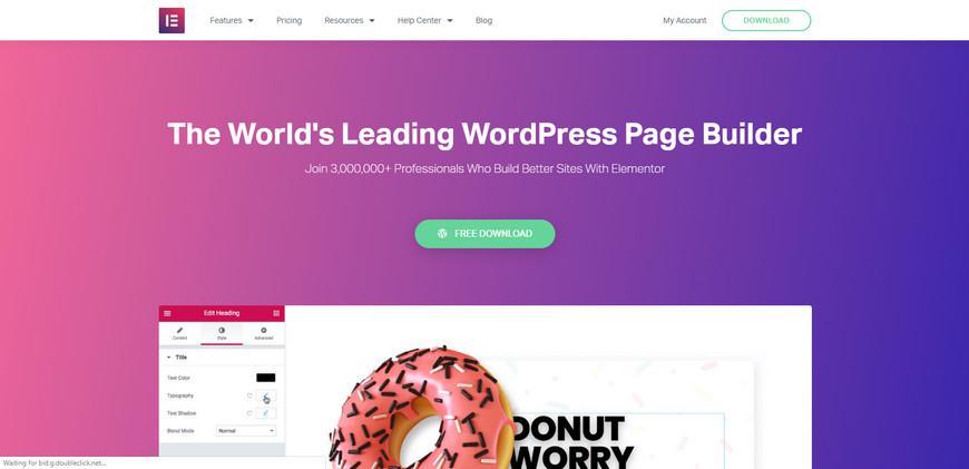 Топ 10 Лучшие конструкторы страниц WordPress на 2020 год (бесплатно и премиум)