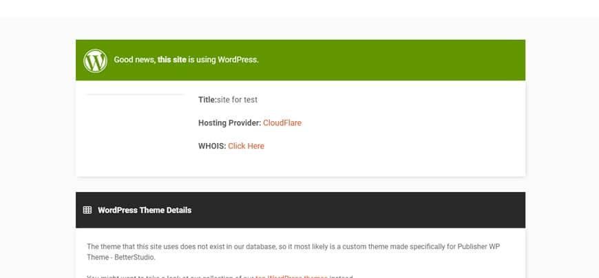 Как узнать, является ли сайт WordPress? (Пошаговая инструкция)