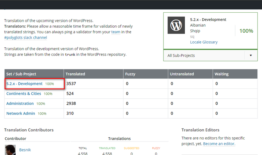 Как изменить язык по умолчанию в WordPress?