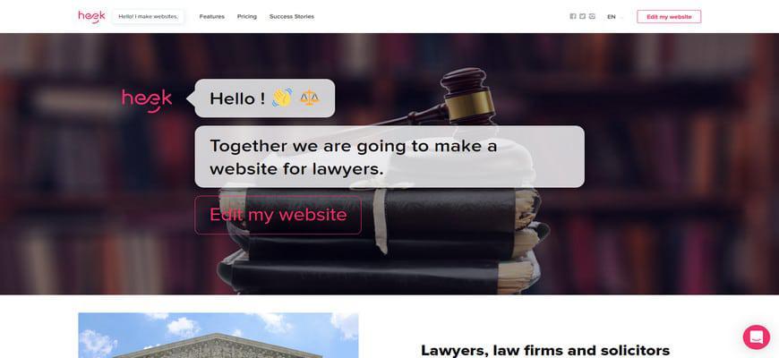 10 лучших разработчиков сайтов для юридических фирм на 2020 год