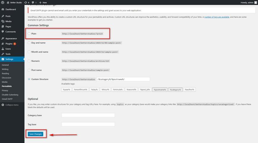 Как выбрать лучшую постоянную ссылку для SEO в WordPress