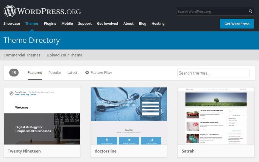 Что такое тема WordPress? (Полное руководство для начинающих)