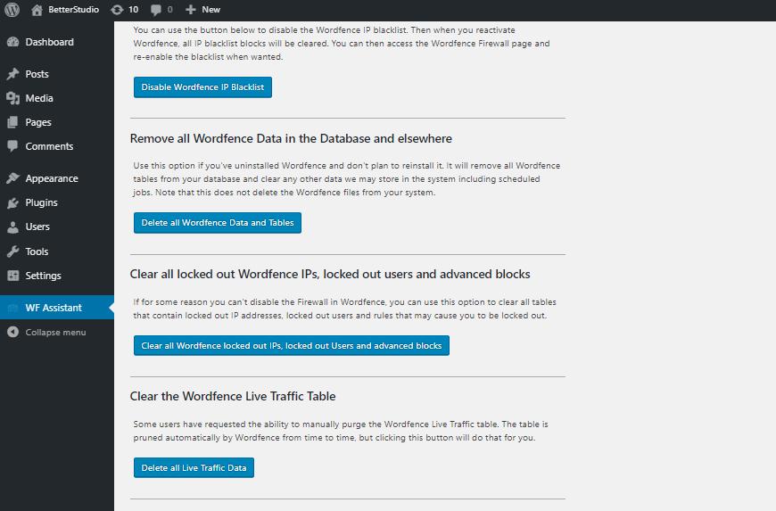 Как удалить плагин WordPress? (Полная очистка)